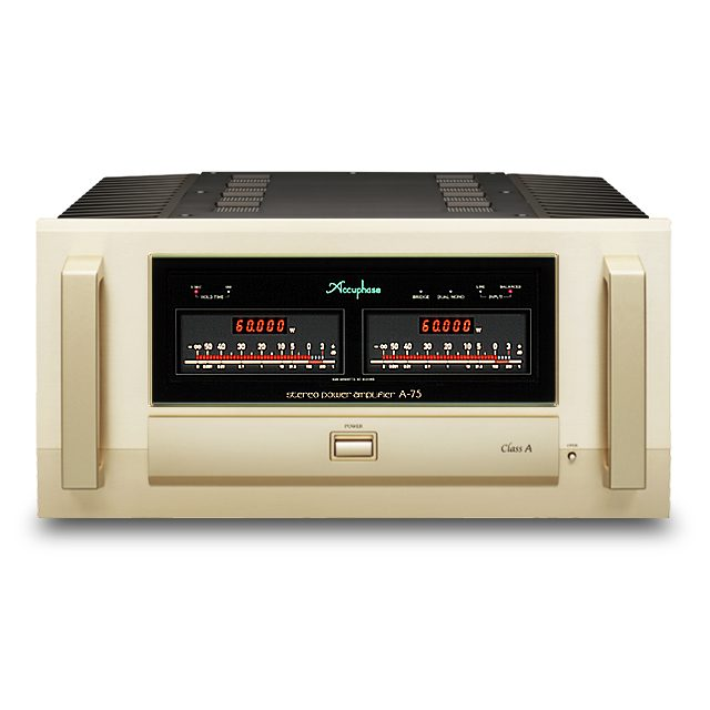 Accuphase - A75